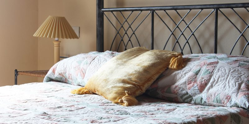 Casa Marchi bedroom - room 2
