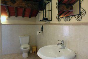Casa Marchi room 4 toilet