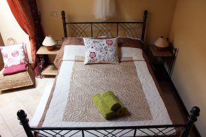 Casa Marchi bedroom - room 1