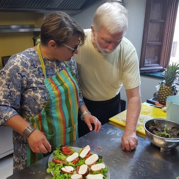 Casa Marchi cookery school