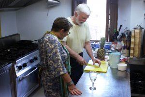 Casa Marchi cookery school