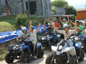 Quad biking with Quad Lucca